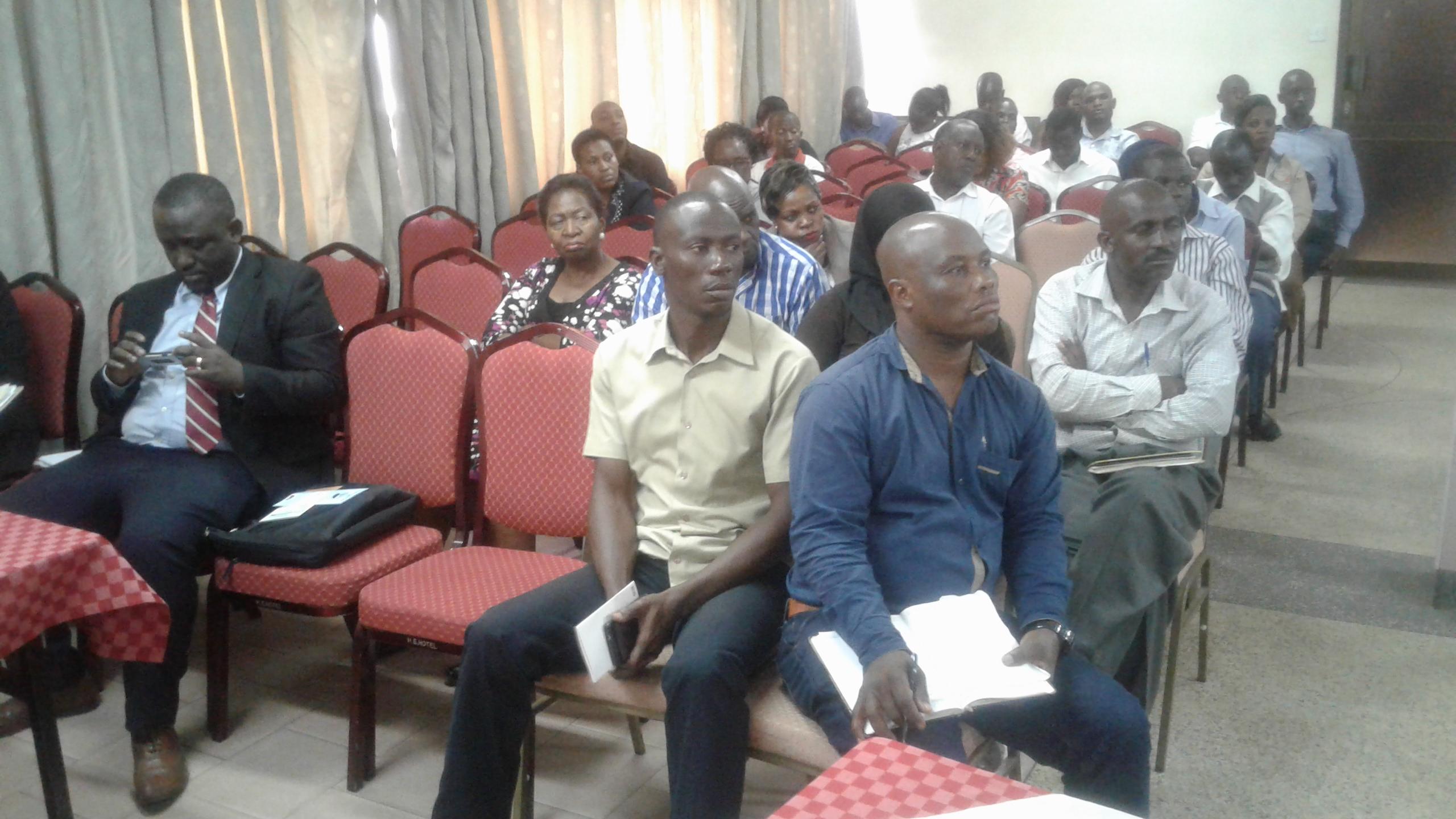 TPA, TERP Media Meet KACITA In Kampala