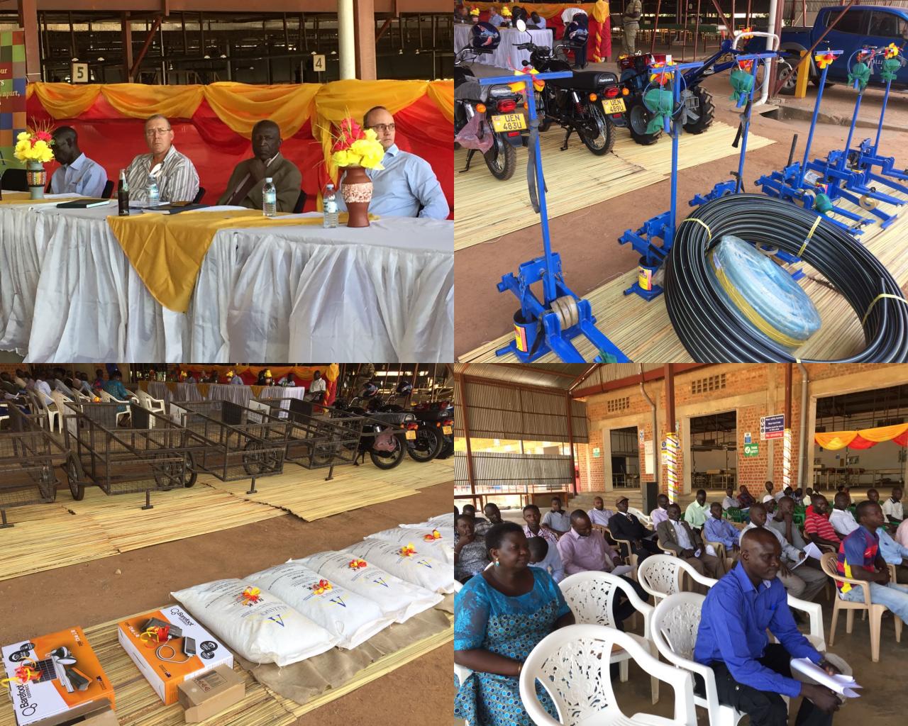 Alliance One Tobacco Uganda Rewards Arua Farmers
