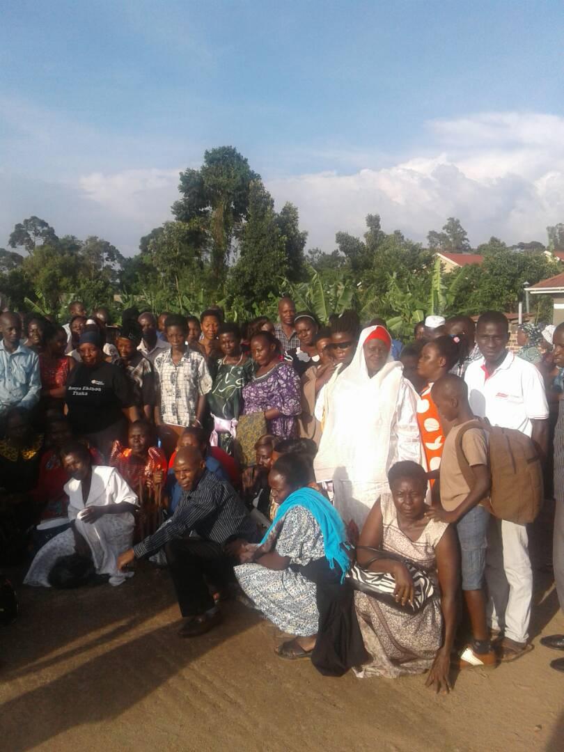 Odrek Meets Mukono Development NGO