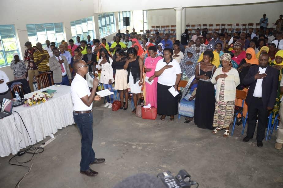 URSB Trainings End In Mbarara