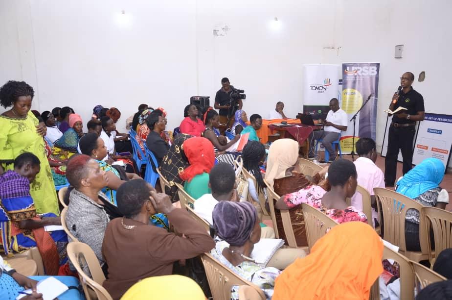 URSB Entrepreneurship Skills Training In Masaka