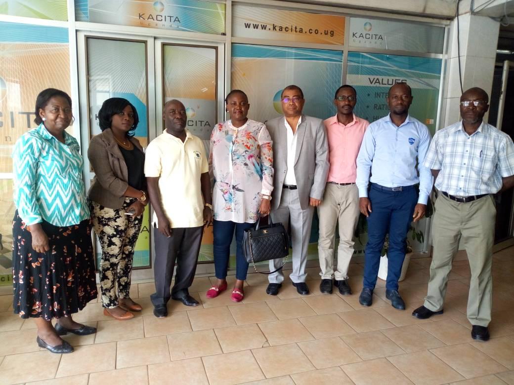 TERP Media, KACITA Meet At Export Promotions Board